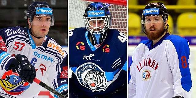 bb85f0d1eeb66 6 Čechů, kteří byli draftováni už v prvním kole, ale místo NHL hrají v  extralize – SportRevue.cz